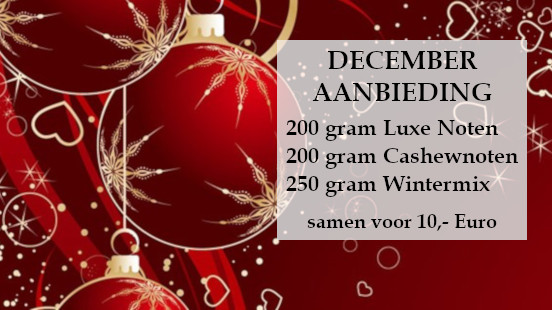 December Aanbieding